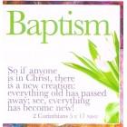 Card - Baptism