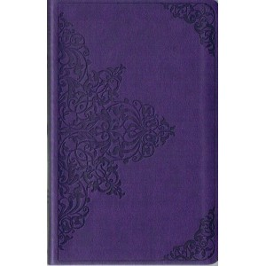 ESV Large Print Value Thinline Bible (in Lavender)