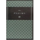 ESV The Psalms brown and walnut