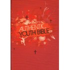 ERV Easy To Read Authentic Youth Bible Red