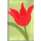 NIV Bloom Collection Bible red tulip compact edition