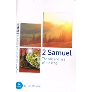 The Good Book Guide to 2 Samuel: The Fall And Rise Of The King by Tim Chester