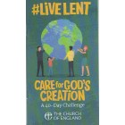 #Live Lent: Care For God's Creation
