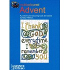Multicoloured Advent: I thank God Everytime I Remember You by Lindisfarne Scriptorium
