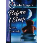 3 Minute Prayers Before I Sleep by Nicky Edwards