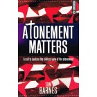 Atonement Matters by Tom Barnes