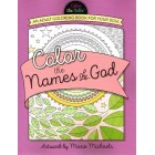 Color The Names Of God by Marie Michaels