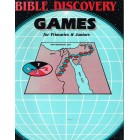 Bible Discovery Games by Peggy Palmer