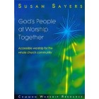 God's People At Worship Together by Susan Sayers