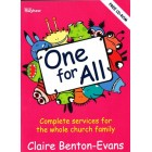One For All Year A by Claire Benton-Evans