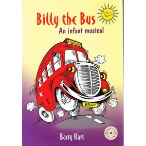 Billy The Bus by Barry Hart