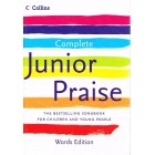 Complete Junior Praise Words Edition