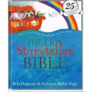 25th Anniversary Edition Of The Lion Storyteller Bible
