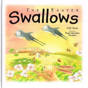 The Easter Swallows by Vicki Howie