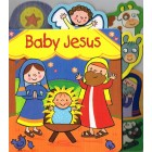 Baby Jesus: Tab and Board book by Lori C Froeb