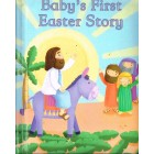 Baby's First Easter Story by Rachel Elliot
