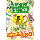 Beastly Bible Stories Old Testament Colouring Book by Tim Benton