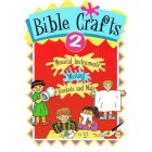 Bible Crafts Book 2 Musical Instruments, Writing, Baskets And Mats