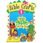 Bible Crafts Book 1 costumes, rings and things and clay pots