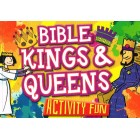 Bible Kings & Queens Activity Fun by Tim Dowley
