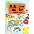 Bible Make And Play Activity book