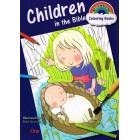 Children In The Bible Colouring Book by Ruth Hearson