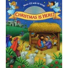 Christmas Is Here by Wendy Brawer