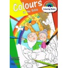Colours In The Bible colouring book by Ruth Hearson