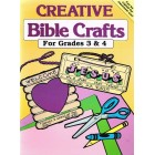 Creative Bible Crafts For Grades 3 and 4 by Dyan Beller