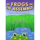 Frogs In Assembly by Veronica Bright