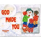 God Made You (read and colour) by Pauline Shone