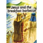 Hands Up; Jesus And The Breakfast Barbecue by Diane Walker