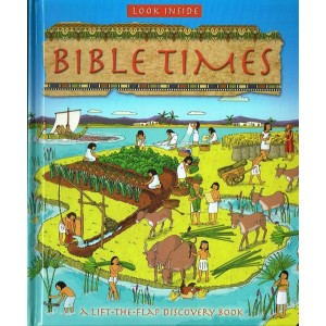 1. Look Inside Bible Times by Lois Rock