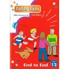 Table Talk: End To End. Issue 12 by Alison Mitchell