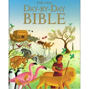 4. The Lion Day By Day Bible by Mary Joslin