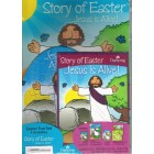 Story Of Easter Jesus Is Alive