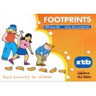 XTB Issue 6 Footprints by Alison Mitchell