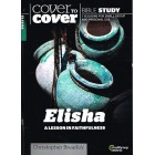 Cover to Cover - Elisha by Christopher Brearley
