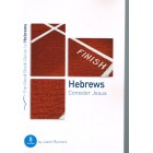 The Good Book Guide to Hebrews, Consider Jesus by Justin Buzzard
