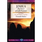 Lifebuilder Series - Joshua by Donald Baker