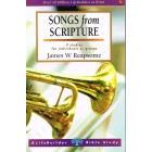 Lifebuilder Songs From Scripture by James W Reapsome