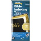 Bible Tabs - Solid Gold Tabs
