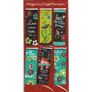 Magnetic Page Markers