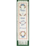 Bookmark Kit: Peace I leave with you