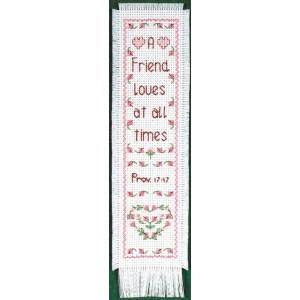 Bookmark: A friend loves