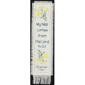 Bookmark: My help comes from the Lord
