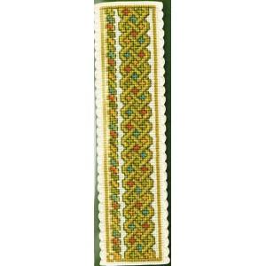 Bookmark: Celtic knot