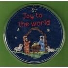 Coaster Kit Christmas Joy