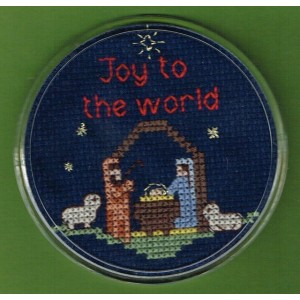 Coaster: Christmas Joy