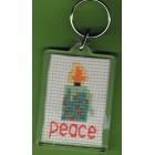 Keyring - Peace